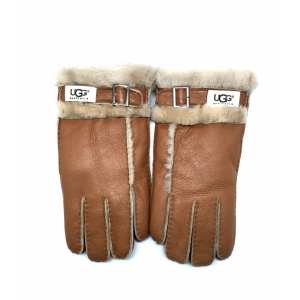 UGG Men's Classic Gloves Buckle Chestnut